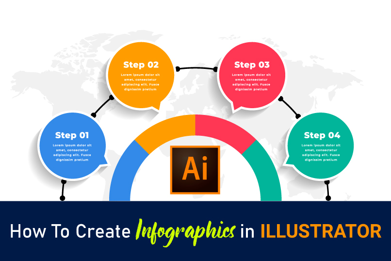 How to Create Infographics in Adobe Illustrator